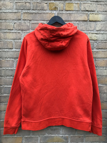 Vintage Nike Orange Hoodie, Large