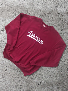 Vintage Arkansas Sweatshirt - XL