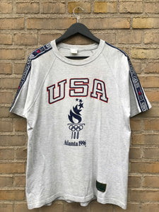 Vintage 1996 Atlanta Olympic Games T-Shirt - Large