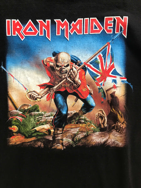 Vintage Iron Maiden T-Shirt - Large