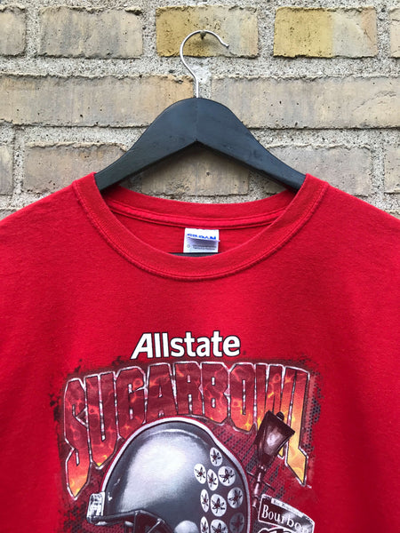 Vintage 2011 Ohio State T-Shirt - Large