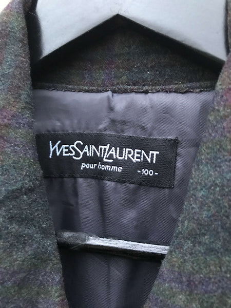 Vintage Yves Saint Laurent Vinterjakke, Medium
