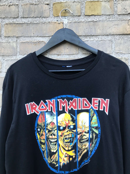 Iron Maiden Longsleeve - XL
