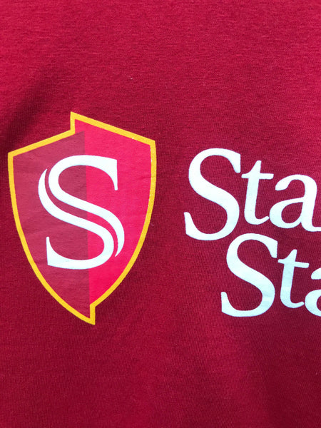 Vintage Champion Stanislaus State T-Shirt - Medium