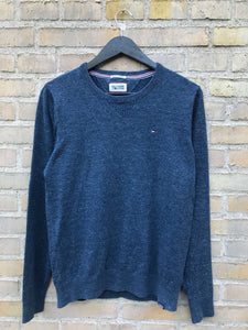 Vintage Tommy Hilfiger Strik - Medium