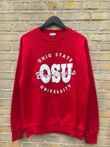 Vintage 90's Ohio State University Sweatshirt - Large