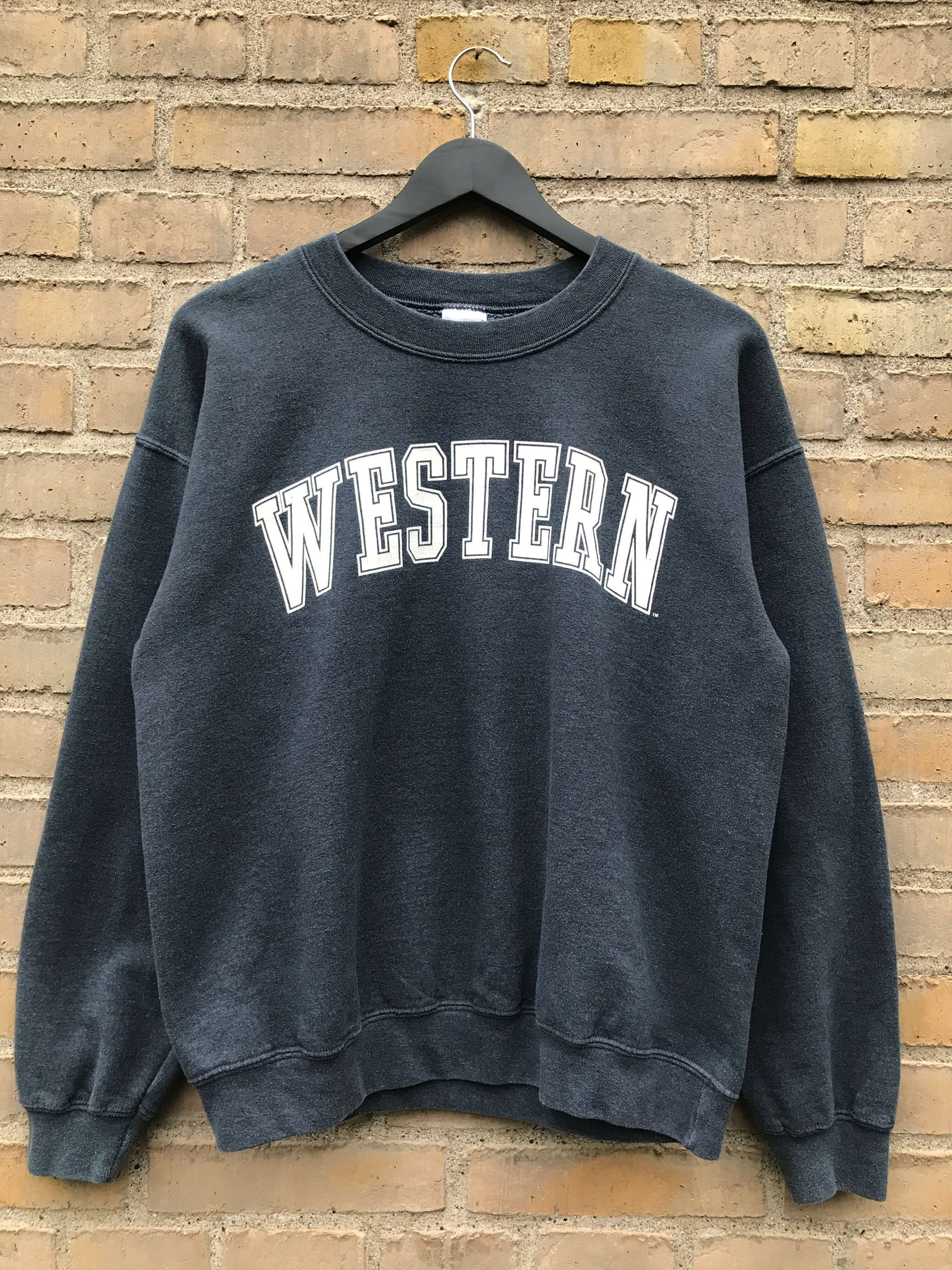 Vintage Western Sweatshirt - Medium