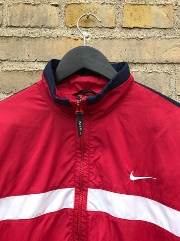 Vintage 90's Nike Trackjacket, Small