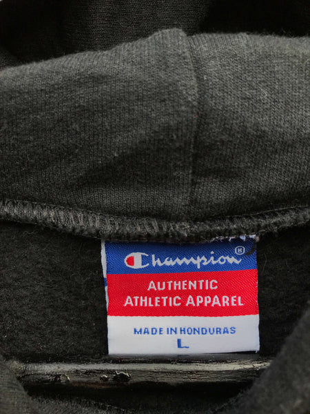 Vintage Champion Haverford Hoodie, Large