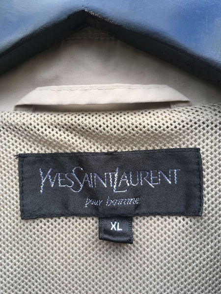 Vintage Yves Saint Laurent, XL