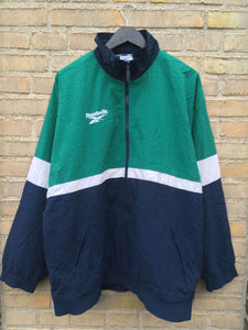 Vintage Reebok Trackjacket, XL