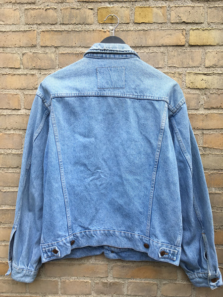 Vintage Valentino Denimjakke, Medium