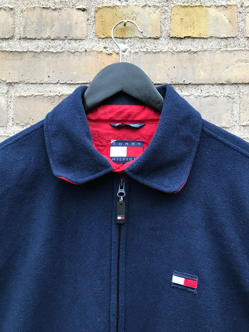 Vintage Tommy Hilfiger Fleece, Medium