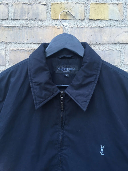 Vintage Yves Saint Laurent Jakke, Large