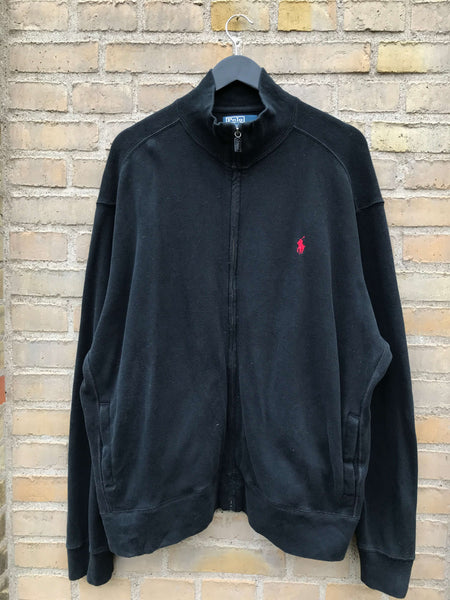 Vintage Ralph Lauren Zip Strik, XL