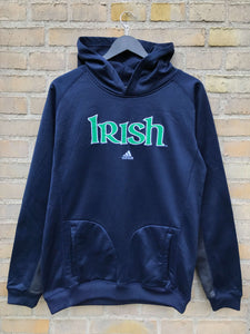 Vintage Adidas Irish Hoodie, Medium