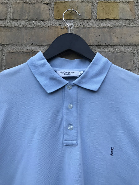 Vintage Yves Saint Laurent Polo - Large