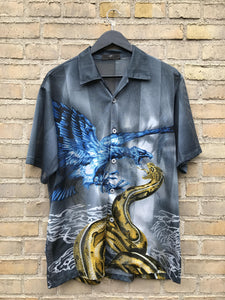 Vintage Dragon Shirt - Large