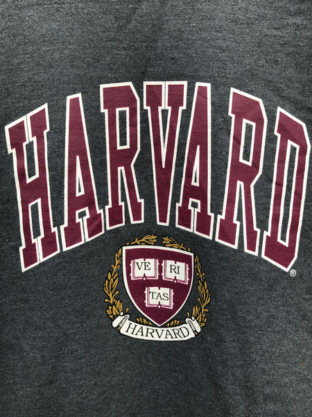Vintage Harvard Sweatshirt, Medium