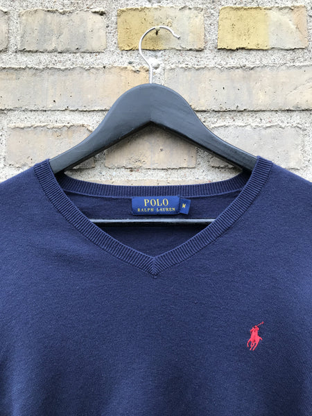Vintage Polo Ralph Lauren Strik, Medium