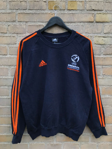 Vintage Adidas 2007 Sweatshirt, Medium