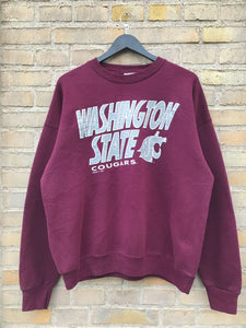 Vintage 1992 Washington State Sweatshirt - XL