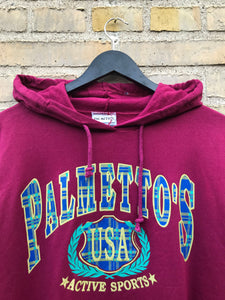 Vintage Palmetto's USA Hoodie - Medium