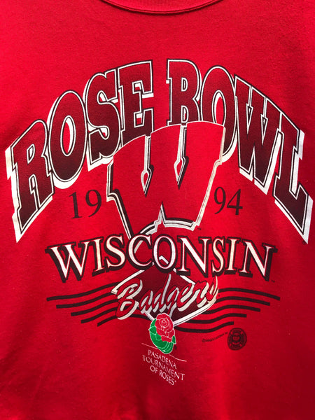Vintage 1994 Rose Bowl Sweatshirt - Medium