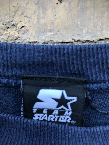 Vintage Starters Carolina Sweatshirt, Large