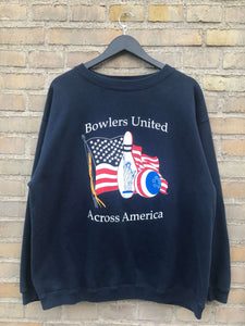 Vintage Bowlers United Sweatshirt - XL