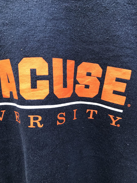 Vintage Syracuse University Sweatshirt, XXL