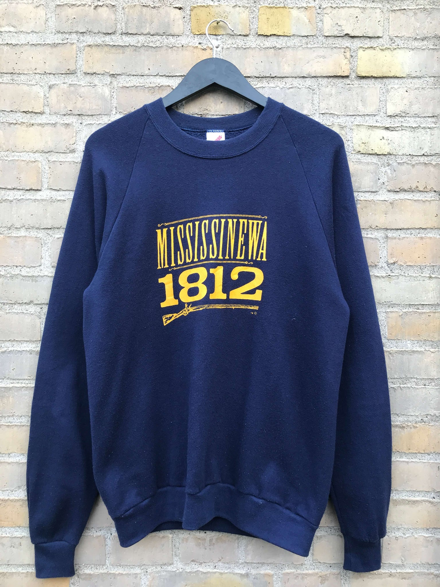 Vintage Mississinewa Sweatshirt - Large