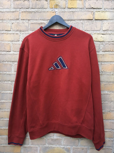 Vintage Adidas Sweatshirt, Medium