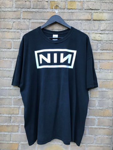 Vintage Nine Inch Nails T-Shirt - XXL