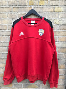Liverpool Football College Adidas Sweatshirt - XL