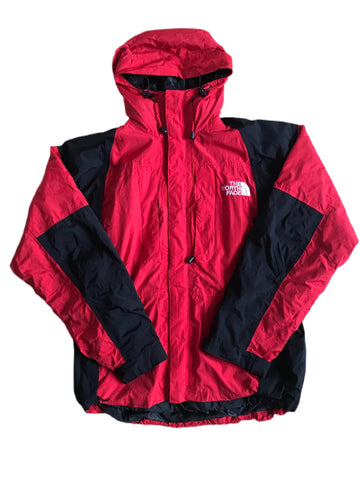 Vintage The North Face Summit Vinterjakke - Medium