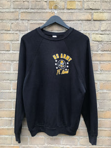 Vintage 80's US Army Fort Hood Sweatshirt - Medium