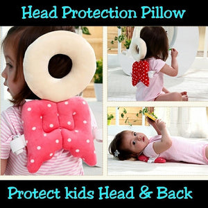 Baby protection pillow pad