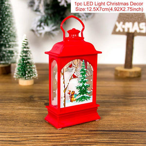 Creative Light Merry Christmas & New Year Decor
