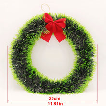 Load image into Gallery viewer, Christmas Decorations Wreath Garland And Rattan