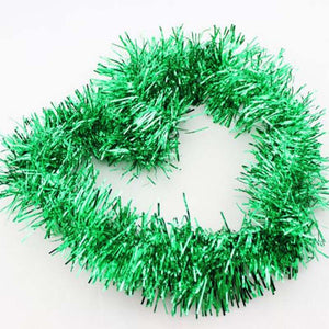 Colorful Garland Ornament Bar Christmas Tree Decoration
