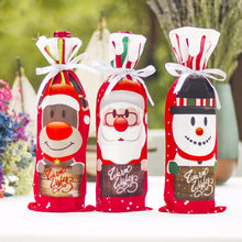 Load image into Gallery viewer, Christmas Decoration Covers for Wine Bottle