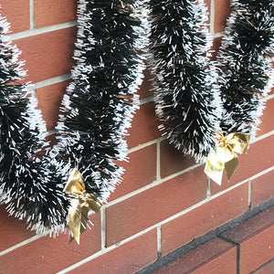Christmas Garland Wall Door Christmas Tree decor