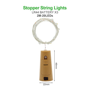 Holidays Christmas & New Year Copper Wire LED String lights