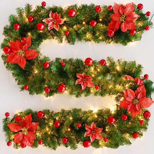 Garland Ornament Bar Christmas Tree Decoration