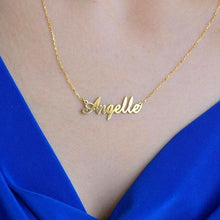 Load image into Gallery viewer, Personalized Name Necklace