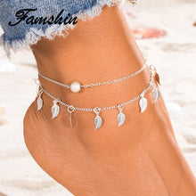 Load image into Gallery viewer, Anklet Foot Bracelet
