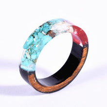 Load image into Gallery viewer, Wood Resin Rings