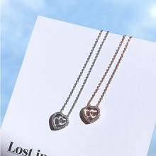 Load image into Gallery viewer, Phantom Heart Necklace