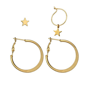 Bohemian Star Earring Set